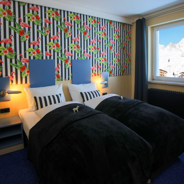 Unsere Zimmer sind alle neu gemacht - einfach und bequem